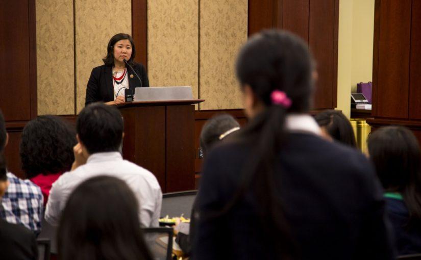 Washington Leadership Program Opening Ceremony