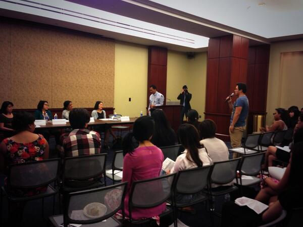 WLP Session II: Comprehensive Immigration Reform and AAPIS