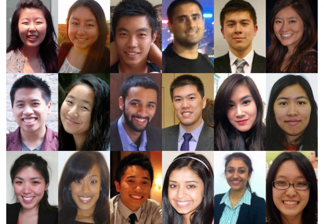 Meet the 2013 CAPAL Interns and Scholars!