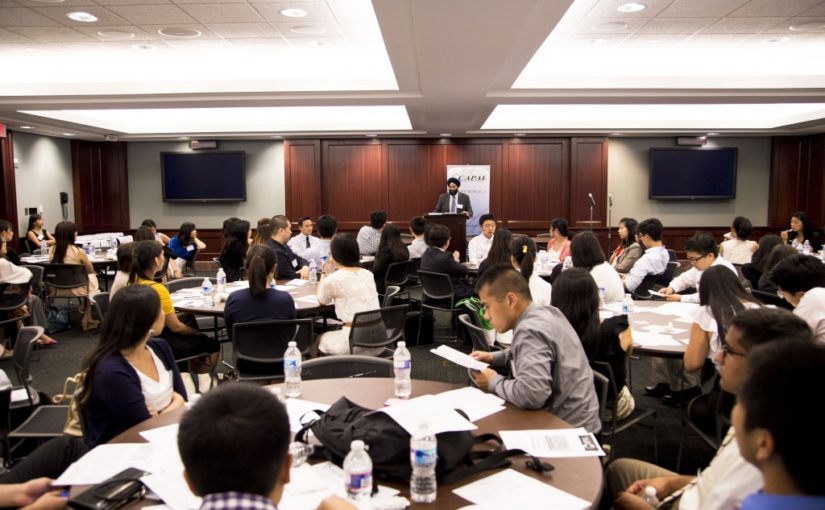 Washington Leadership Program: Violence in the AAPI Community
