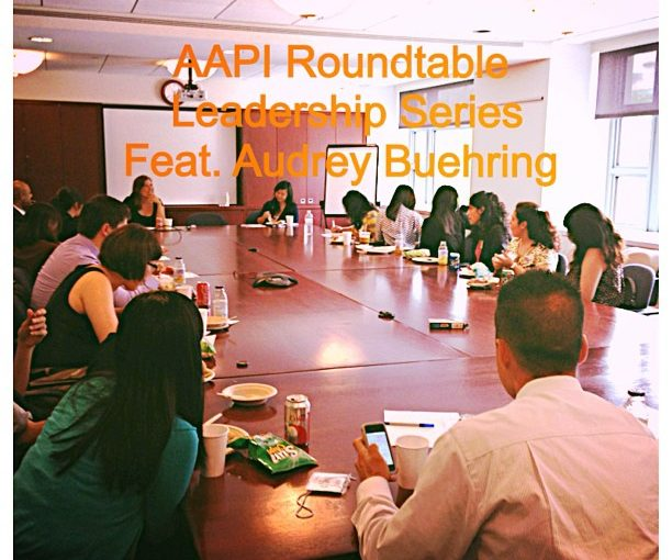 2013 Roundtable Series: Audrey Buehring, Deputy Director of WHIAAPI