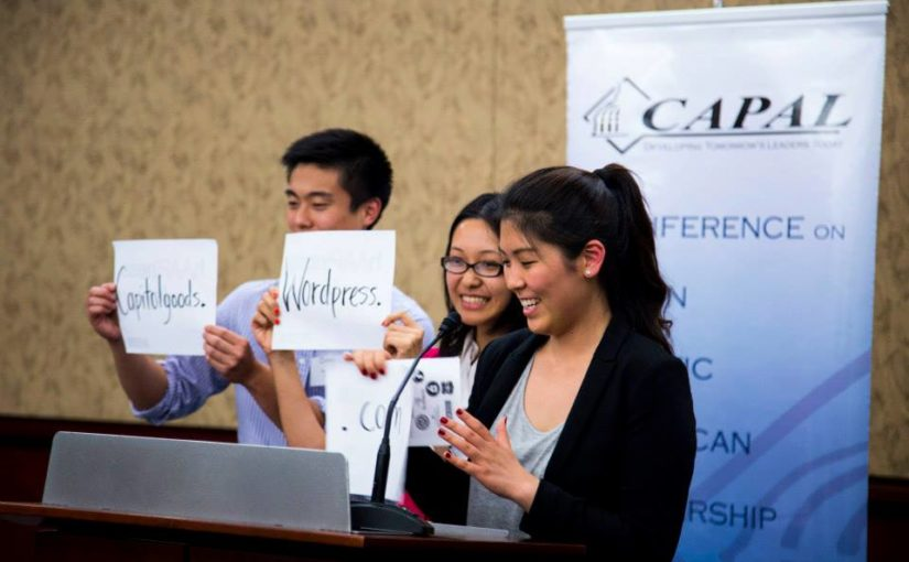 CAPAL Interns and Scholars Present Community Action Projects