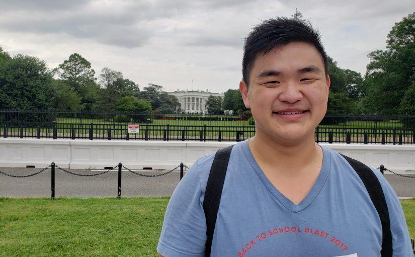 CAPAL Intern Spotlight David Kim '19