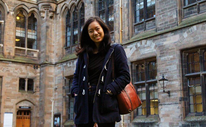 CAPAL Scholar Spotlight Alice Yu '20