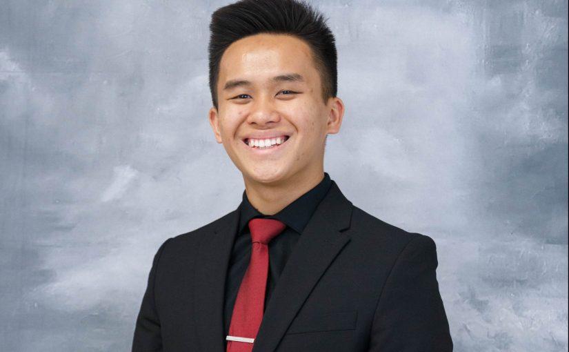 CAPAL Intern Spotlight Ryan Nguyen '21