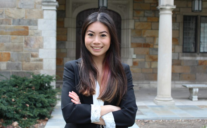 CAPAL Intern Spotlight Angela Zhang '21